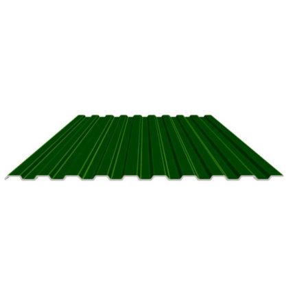 Профнастил С-8 1150 зеленый