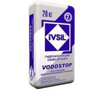 Смесь гидроизоляционная IVSIL VODOSTOP
