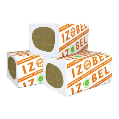 Утеплитель теплоизоляционная плита IZOBEL Л-25