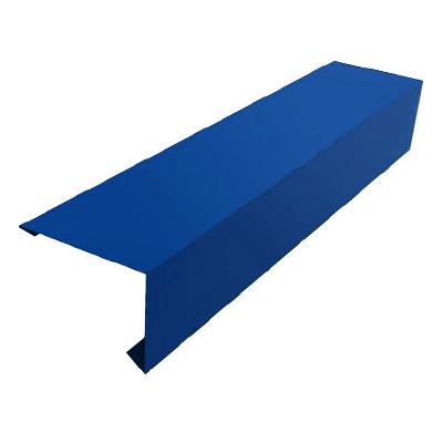 Карнизная планка 5005 (синий) Липецк ОН