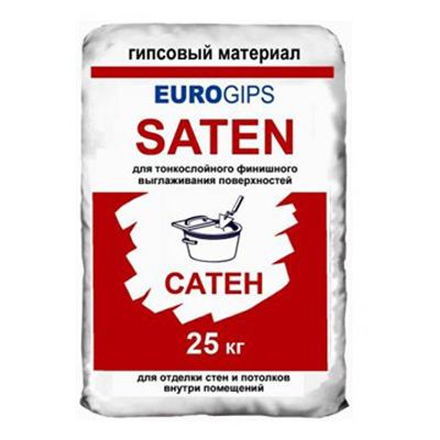 Шпатлевка САТЕН ФИНИШ 25кг