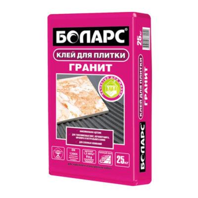 Клей для плитки Боларс ГРАНИТ