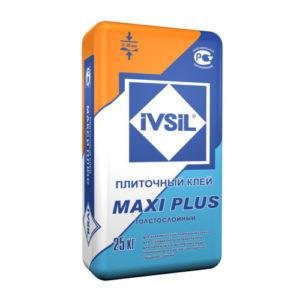 Клей плиточный IVSIL MAXI PLUS