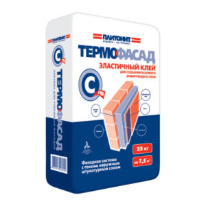 Клей для теплоизоляции ТермоФасад