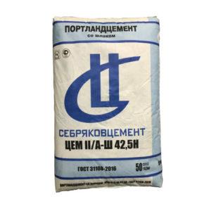 Цемент II/А-Ш 42.5Н