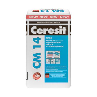 Клей экстра для теплых полов Ceresit СМ 14
