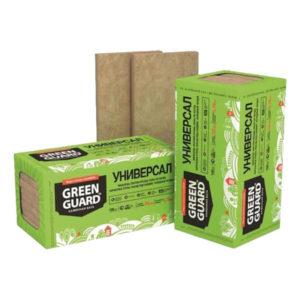 Плиты минераловатные GreenGuard