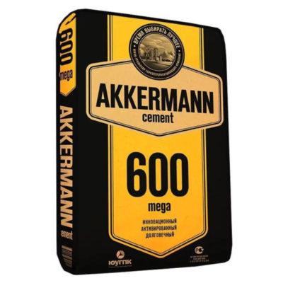 Цемент ЦЕМI/52,5Н Akkerman М600