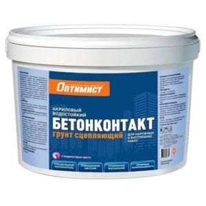 Бетонконтакт Оптимист 12 кг