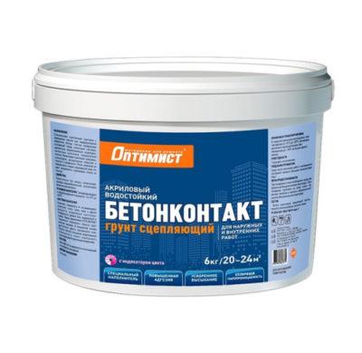 Бетонконтакт Оптимист 6 кг