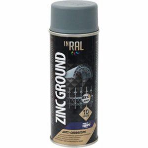 Грунт антикоррозийный INRAL ZINC GROUND цинк