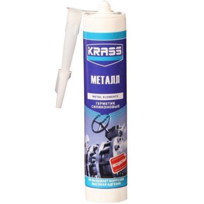Герметик для металла KRASS Бесцветный