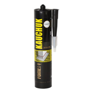 Герметик каучуковый FOME FLEX Kauchuk прозрачный