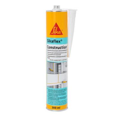 Герметик полиуретановый Sikaflex Construction+ белый