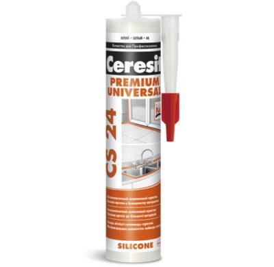 Герметик универсальный CS24 белый