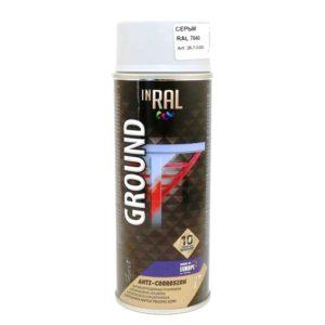 Грунт антикоррозийный INRAL GROUND серый