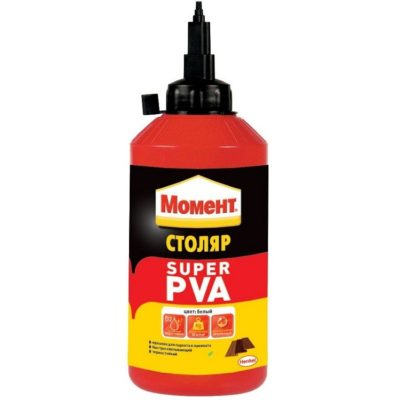 Клей Момент Super PVA 750гр.