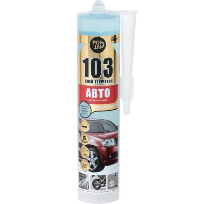 Клей-герметик POINT 103 Авто
