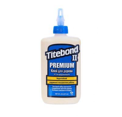 Клей столярный влагостойкий Titebond II Premium 273 мл