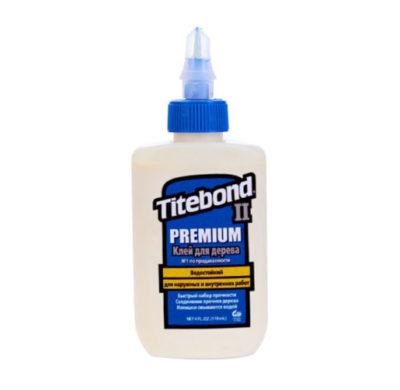 Клей столярный влагостойкий Titebond II Premium