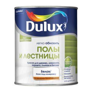 Краска Dulux Полы и Лестницы 0,75л