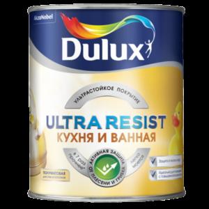 Краска Dulux Ultra Resist Кухня и Ванна 1л