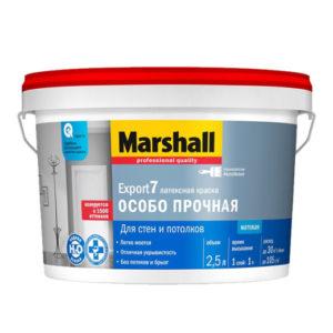 Краска Marshall Export-7