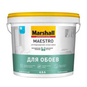 Краска Marshall Maestro Интерьерная Классика 4,5л