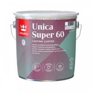 Лак UNICA супер полуглянцевый 2,7л