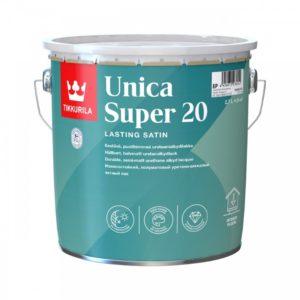 Лак UNICA супер полуматовый 2,7л