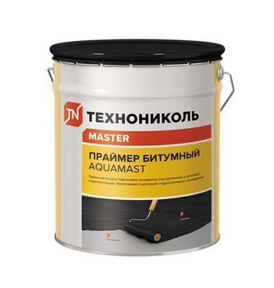 Праймер битумный AquaMast 18 кг