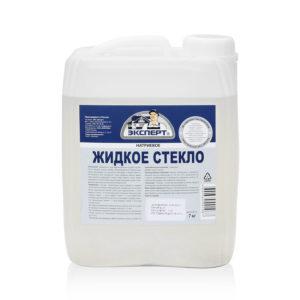 Стекло жидкое натриевое Эксперт 7 кг