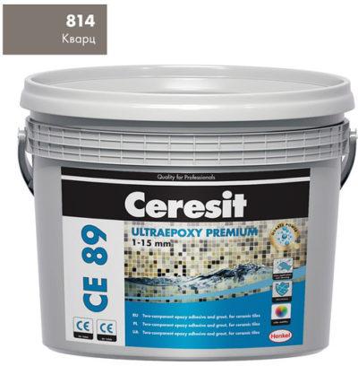 Затирка СЕ89 Ceresit 814