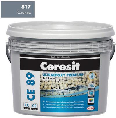 Затирка СЕ89 Ceresit 817