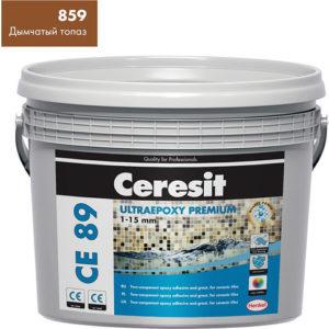 Затирка СЕ89 Ceresit 859