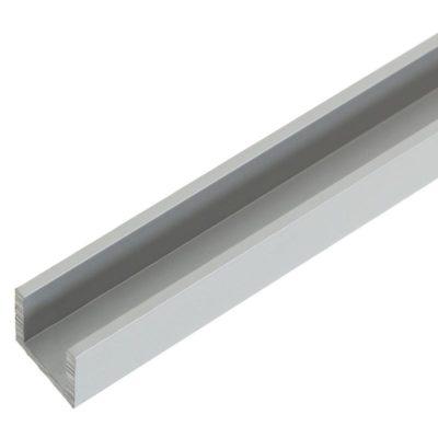 Швеллер 10х10х10 2,0 алюминий